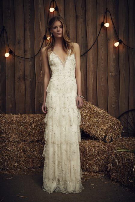 Harmonica Wedding Dress - Jenny Packham 2017 Bridal Collection