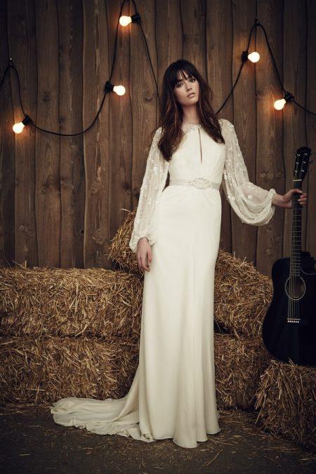 Heather Wedding Dress - Jenny Packham 2017 Bridal Collection