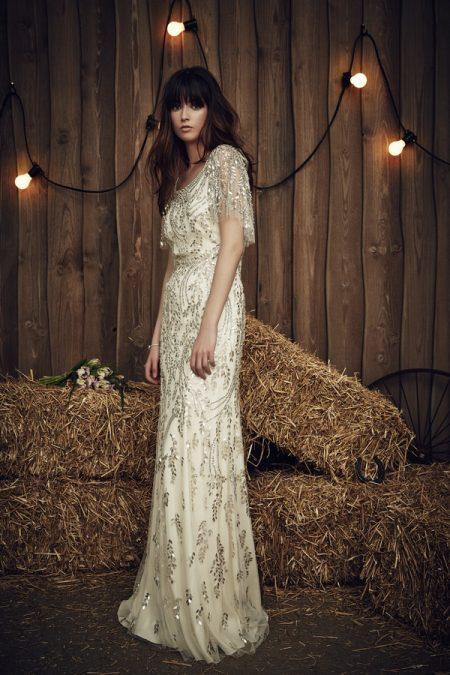 Hilda Wedding Dress - Jenny Packham 2017 Bridal Collection