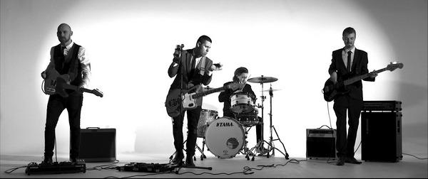 Jubilee - Indie/Rock Types of Wedding Band