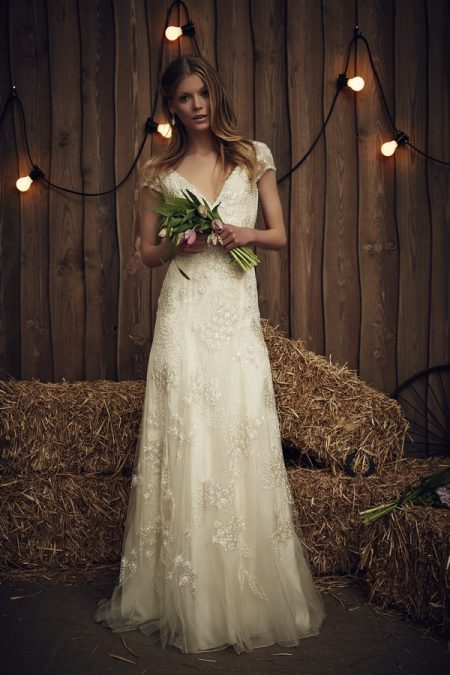 June Wedding Dress - Jenny Packham 2017 Bridal Collection