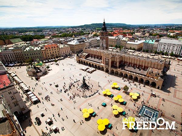 Krakow - Hen Party City Break Location