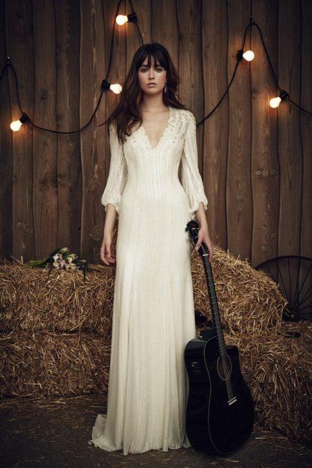 Lara Wedding Dress - Jenny Packham 2017 Bridal Collection