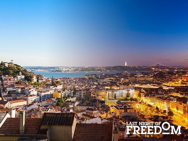 Lisbon - Hen Party City Break Location
