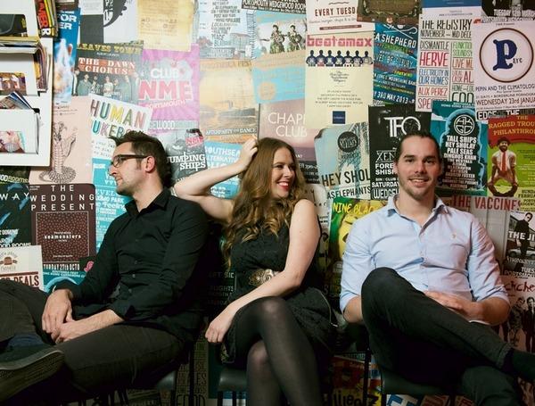 Live Lounge Band - Live Lounge Types of Wedding Band