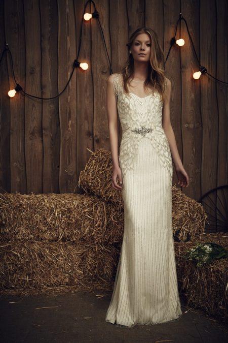 Lyra Wedding Dress - Jenny Packham 2017 Bridal Collection