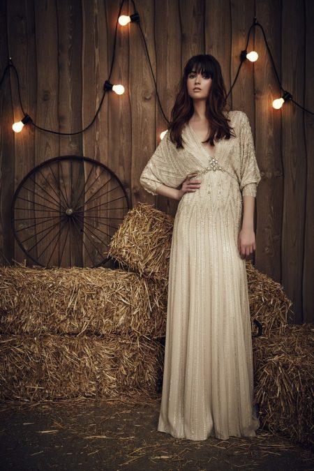 Montana Wedding Dress - Jenny Packham 2017 Bridal Collection
