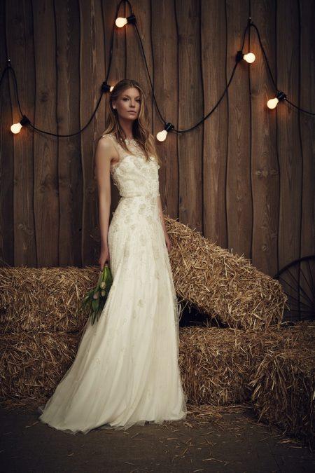 Oklahoma Wedding Dress - Jenny Packham 2017 Bridal Collection