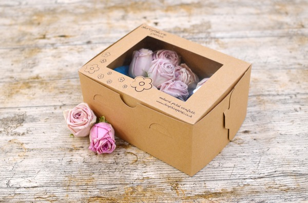 Shropshire Petals Pink Rose Heads