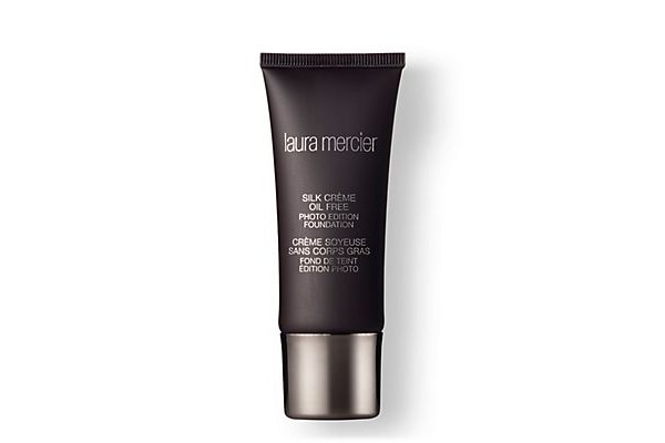 Silk Creme Oil Free Photo Edition Foundation by Laura Mercier