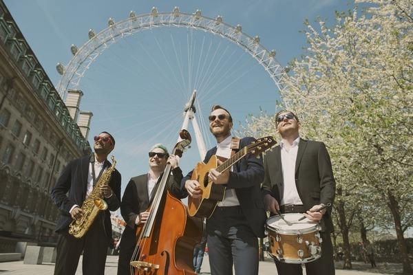 The Wanderland Band - Roaming Types of Wedding Band