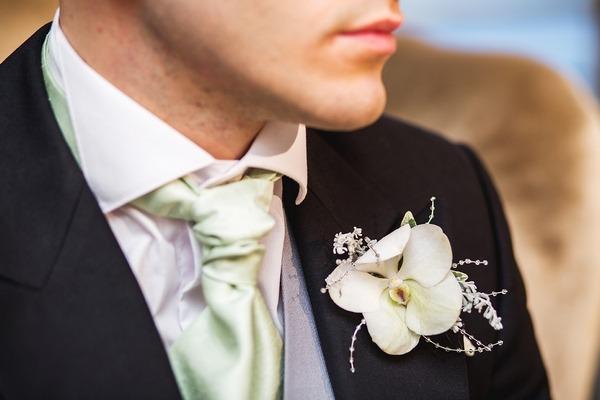 Groom's buttonhole