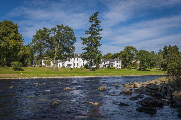 Banchory Lodge - Hotels with a View
