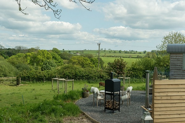 Dimpsey Glamping - Hotels with a View