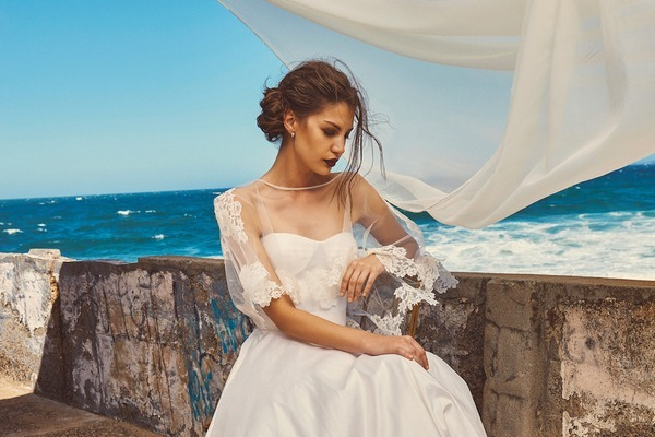 Elbeth Gillis Milk and Honey 2017 Bridal Collection