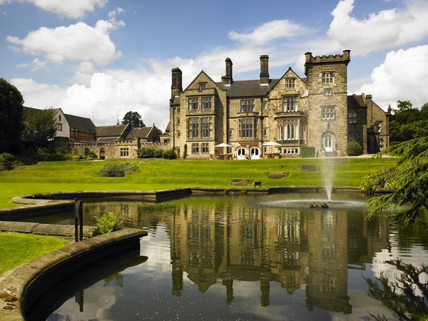 Marriott Breadsall Priory - Hotels with a View