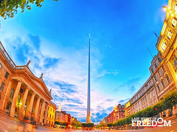 Dublin - Most Popular Hen Party Destinations of 2016