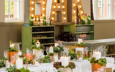 2017 Wedding Styling Trend Predictions