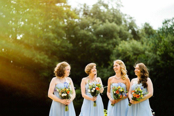 Bridesmaids - Picture by Libra Photographic