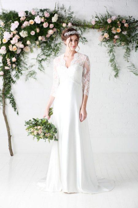 April Rose Wedding Dress - Charlotte Balbier Untamed Love 2017 Bridal Collection
