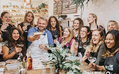 Hen Party Workshops – Exciting and Creative Activities