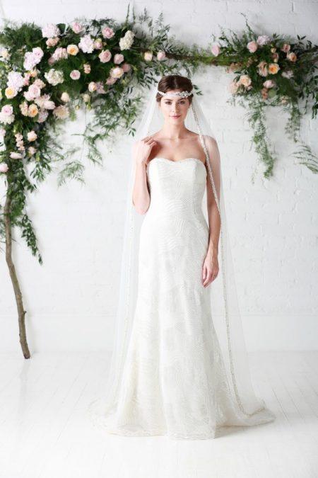 Bayley Wedding Dress - Charlotte Balbier Untamed Love 2017 Bridal Collection