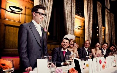 How to Deliver a Wedding Speech with Confidence and Authority