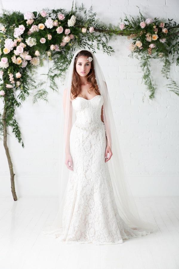 Carmel Wedding Dress - Charlotte Balbier Untamed Love 2017 Bridal Collection