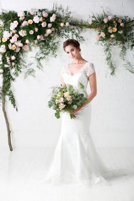 Delphia Wedding Dress - Charlotte Balbier Untamed Love 2017 Bridal Collection