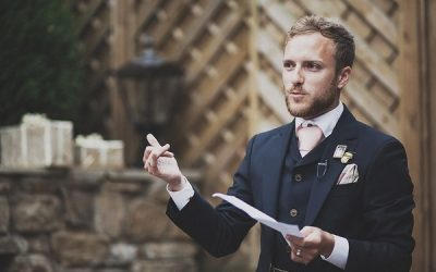 Getting Your Wedding Speech Introduction Right