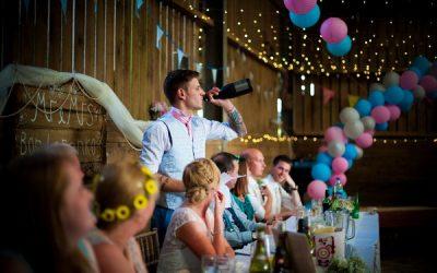 Reducing Wedding Speech Stress