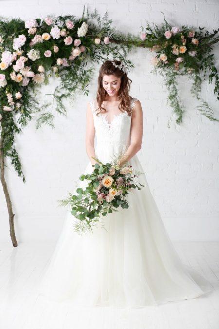 Joy Wedding Dress - Charlotte Balbier Untamed Love 2017 Bridal Collection
