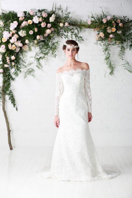 Maribel Wedding Dress - Charlotte Balbier Untamed Love 2017 Bridal Collection