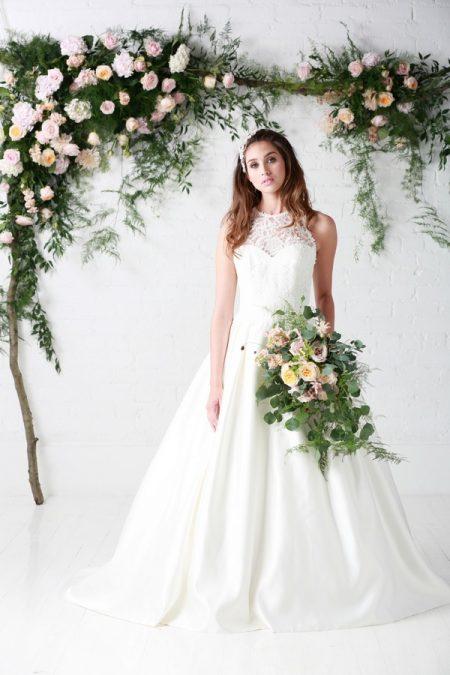 Megan Wedding Dress - Charlotte Balbier Untamed Love 2017 Bridal Collection