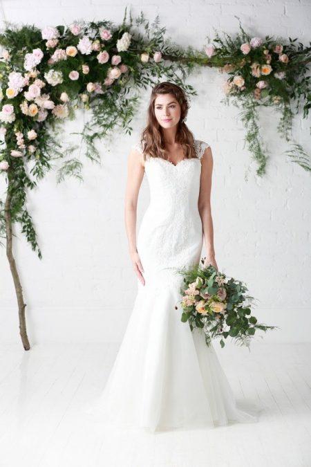 Milena Wedding Dress - Charlotte Balbier Untamed Love 2017 Bridal Collection