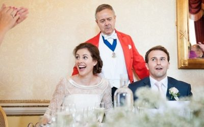 Preparing for the Unexpected During Your Wedding Speech