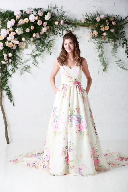 Untamed Love Wedding Dress - Charlotte Balbier Untamed Love 2017 Bridal Collection