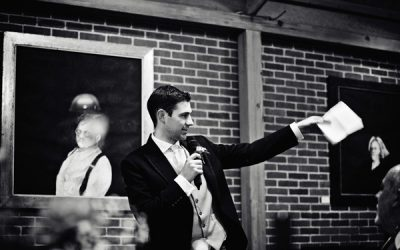 Should You Use a Professional Wedding Speech Writer?