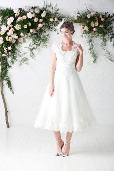 Winnie Wedding Dress - Charlotte Balbier Untamed Love 2017 Bridal Collection