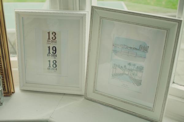 Framed gifts