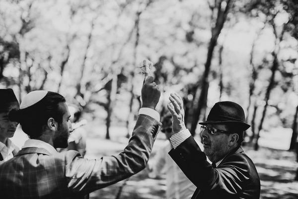 Jewish pre-wedding ritual