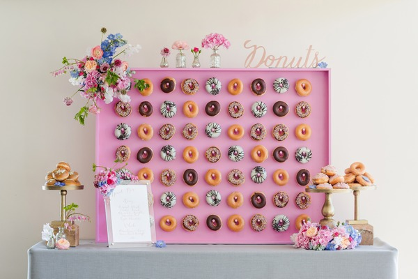 Wedding Grazing Station Ideas