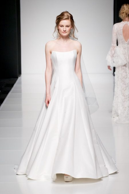 Autumn wedding dress from the Sassi Holford Twenty17 Bridal Collection