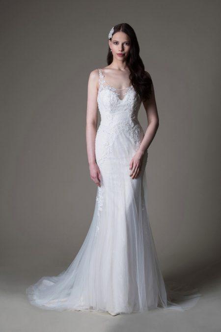 Ava wedding dress from the MiaMia True Romance 2017 Bridal Collection