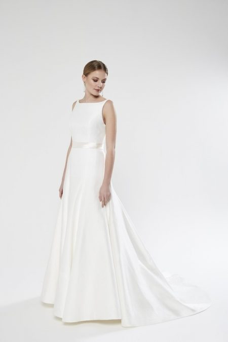 Bethany wedding dress from the Sassi Holford Twenty17 Bridal Collection