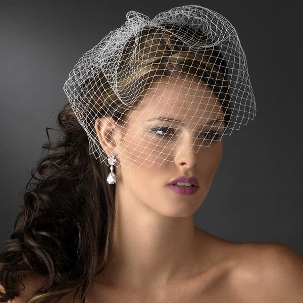 Blusher veil