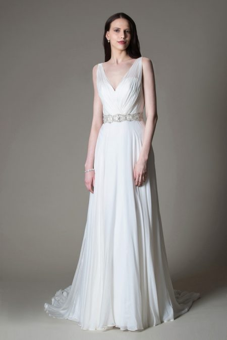Bronwyn wedding dress from the MiaMia True Romance 2017 Bridal Collection