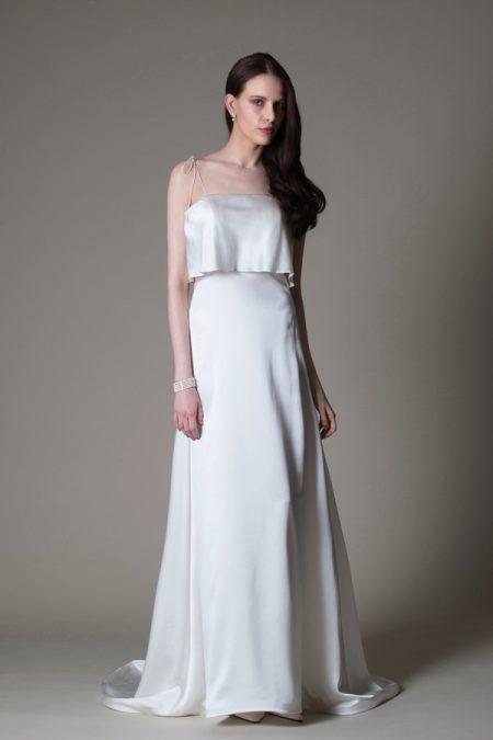 Cecilia wedding dress from the MiaMia True Romance 2017 Bridal Collection