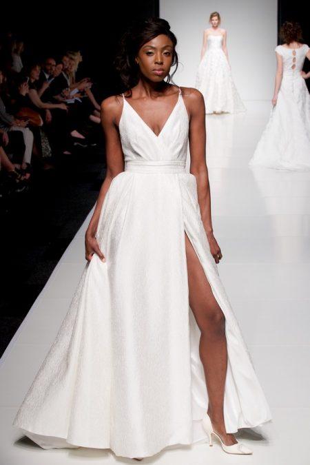Davina wedding dress from the Sassi Holford Twenty17 Bridal Collection