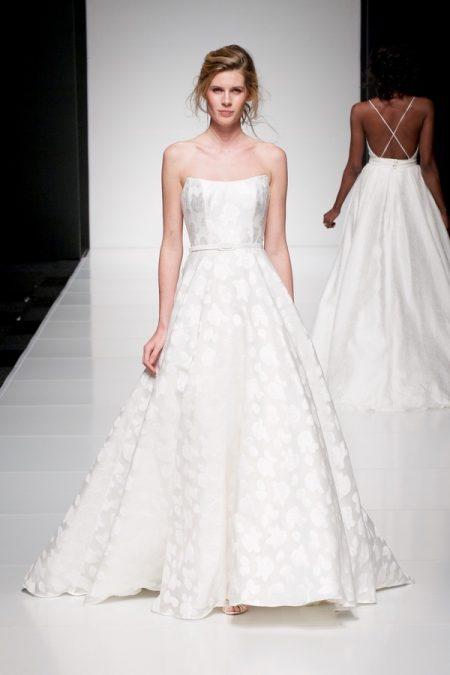 Elizabeth wedding dress from the Sassi Holford Twenty17 Bridal Collection
